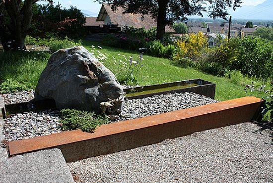 Brunneninstallation 2007